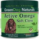 Green Dog Naturals Active Omega Soft Chew