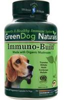 Green Dog Naturals Immuno-Build