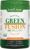 Green Foods Green Fusion