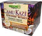 Greens Plus Camu Kaze Energy Shot