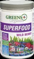Greens Plus Organic Wild Berry