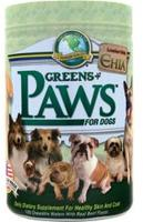 Greens Plus Paws for Dogs Healthy Skin and Coat