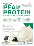 Growing Naturals Raw Yellow Pea Protein