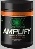 GX Supplements Amplify