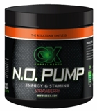 GX Supplements NO Pump