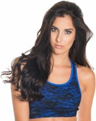 Gym Girl Apparel Women's Lace Sports Bra