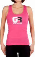 GymRules Women's Eat Sleep Train Tank