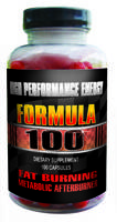 Hard Rock Supplements Formula-100