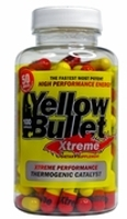 Hard Rock Supplements Yellow Bullet Xtreme