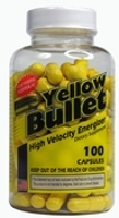 Hard Rock Supplements Yellow Bullets