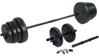 Harvard 105 lb. Weight Set