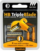 HeadBlade Triple Blade