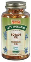 Health From The Sun 100% Vegetarian Borage Oil