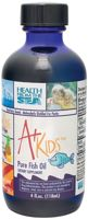 Health From The Sun A + Kids Pure Fish Oil