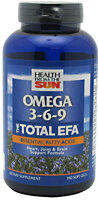 Health From The Sun Omega 3-6-9 - Total Omega Meal