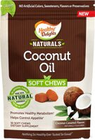 Healthy Delights Coconut Oil Chews