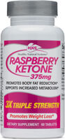 Healthy Natural Systems Raspberry Ketone 3x Triple Strength