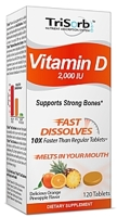 Healthy Natural Systems TriSorb Vitamin D