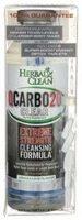 Herbal Clean QCarbo20 Lemon-Lime