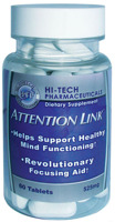 Hi-Tech Pharmaceuticals Attention Link