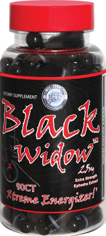 Hi-Tech Pharmaceuticals Black Widow