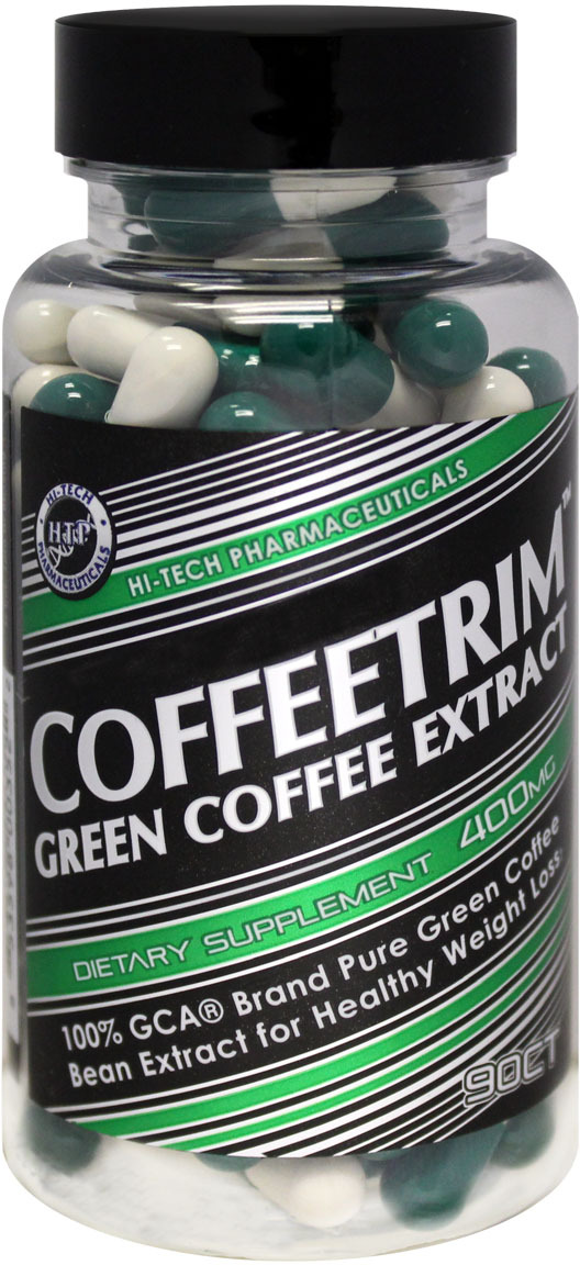 hi tech pharmaceuticals coffeetrim green coffee extract. Black Bedroom Furniture Sets. Home Design Ideas