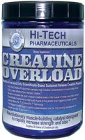 Hi-Tech Pharmaceuticals Creatine Overload