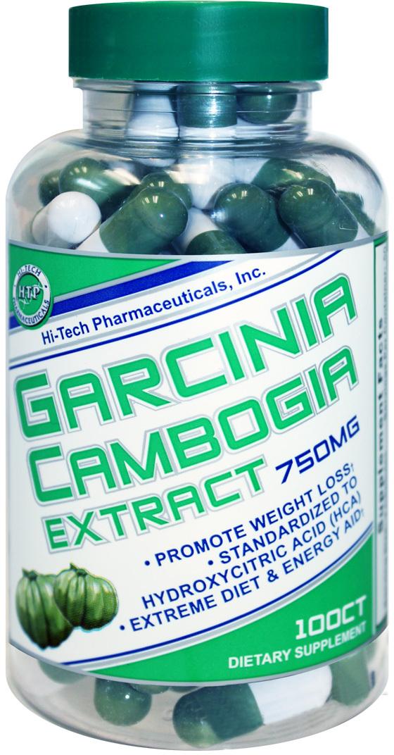 garcinia cambogia extract with potassium 1500mg