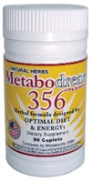 Hi-Tech Pharmaceuticals Metabodrene 356
