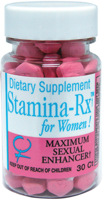 Hi-Tech Pharmaceuticals Stamina-Rx for Women