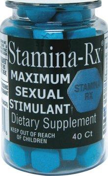 Stamina rx maximum sexual stimulant
