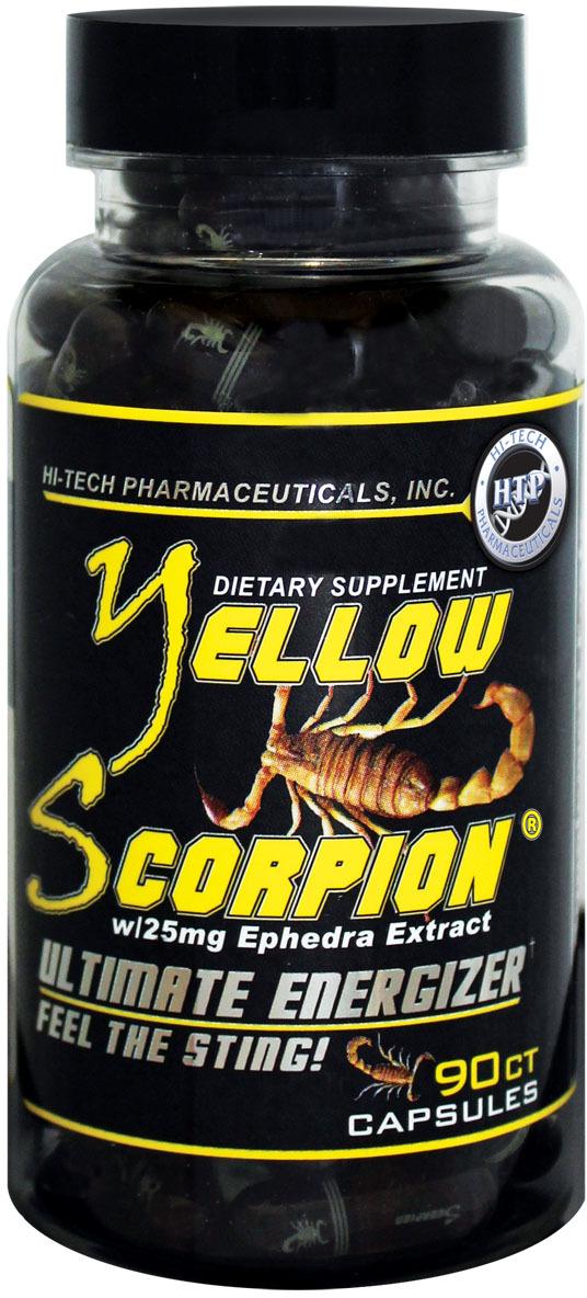 Hi Tech Pharmaceuticals Yellow Scorpion Save At Priceplow
