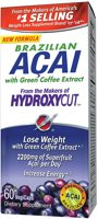 Hydroxycut Acai with Green Coffee Extract
