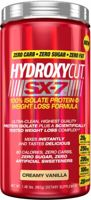 Hydroxycut SX-7 Whey Protein Isolate Plus Weight Loss