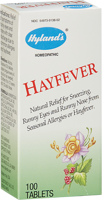 Hylands Homeopathic Hayfever