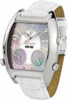 IFBB Pro Watches 3 Time Zone - 3Z102P-W