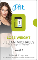 IFit Jillian Michaels Weight Loss Program Level 1
