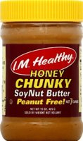 I.M. Healthy Unsweetened Soy Nut Butter