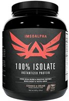 ImSoAlpha 100% Isolate Protein