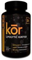 Inspired Nutraceuticals KOR Lipolytic