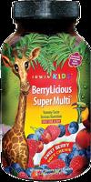 Irwin Naturals BerryLicious Super Multi