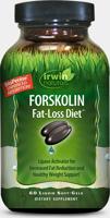 Irwin Naturals Forskolin Fat-Loss Diet