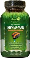 Irwin Naturals High Performance Ripped-Man