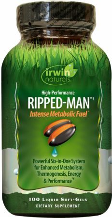 Irwin Naturals High Performance Ripped Man Reviews