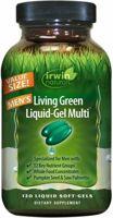 Irwin Naturals Living Green Multi for Men