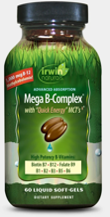 Irwin Naturals Mega B-Complex