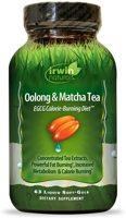 Irwin Naturals Oolong and Matcha Tea