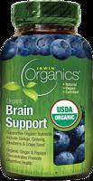 Irwin Naturals Organics - Brain Support