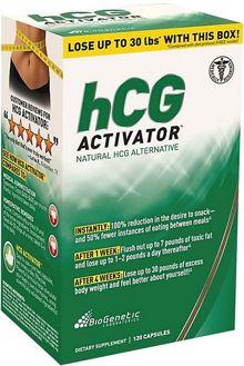 Biogenetic hcg activator