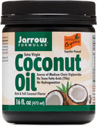 Jarrow Formulas Coconut Oil - Extra Virgin